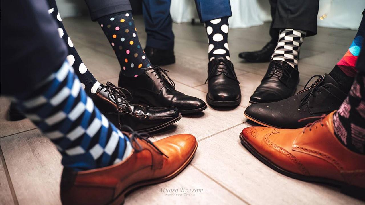5 отличий качественных и стильных мужских носков