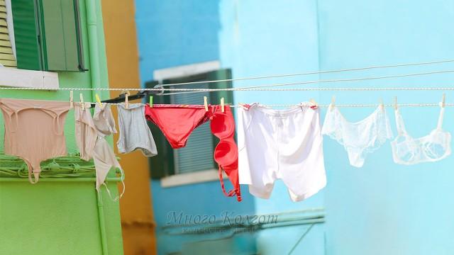 Как ухаживать за нижним бельем