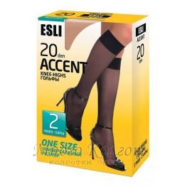 Esli Accent 20 (2 пары)