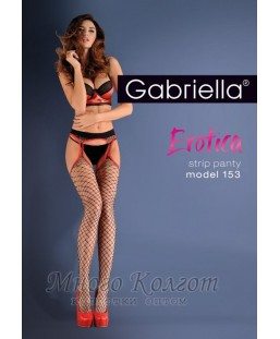 Gabriella Erotica Strip Panty model 153