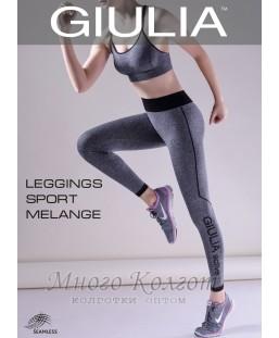 Giulia Leggings Sport Melange model 01