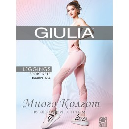 Giulia Leggings Sport Rete Essential
