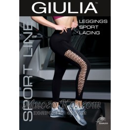 Giulia Leggings sport lacing