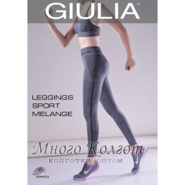 Giulia Leggings Sport Melange model 02