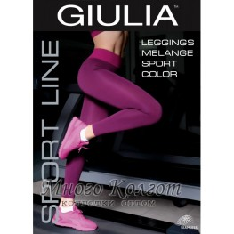 Giulia Leggings Melange Sport Color