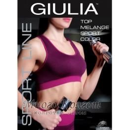 Giulia Top Melange Sport Color