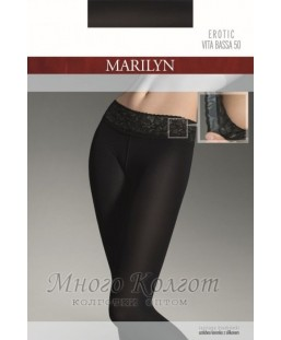 Marilyn Erotic 50 vita bassa