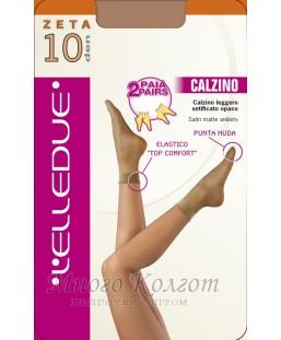 Elledue ZETA 10 носки ( 2 пары )
